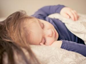 kid sleepings